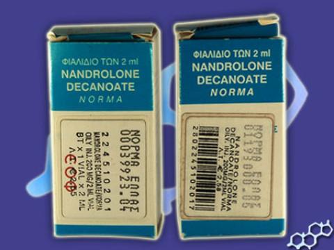 Falsk Nandrolone Decanoate fra Norma