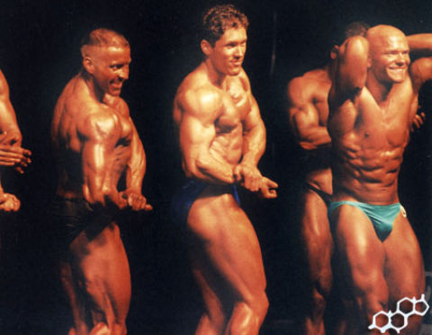 Alex Hoels konkurranse diett