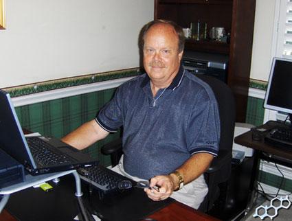 Intervju med Donald Hooton