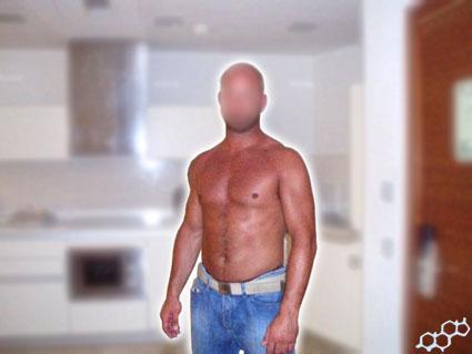 Intervju med anonym steroidbruker
