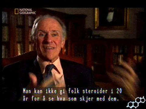 Intervju med Dr Harrison G. Pope Jr