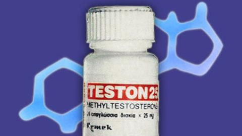 Metyltestosteron