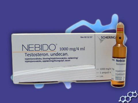Nebido – Testosteron Undekanoat