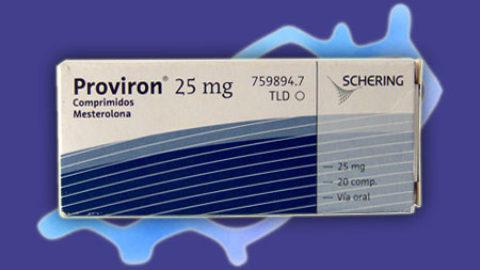 Proviron – Mesterolon