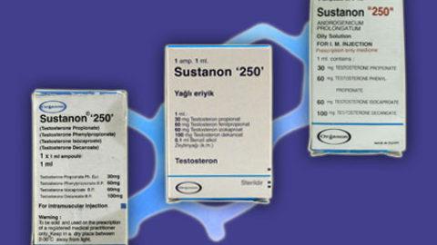 Sustanon og Omnadren – Testosteron blandinger