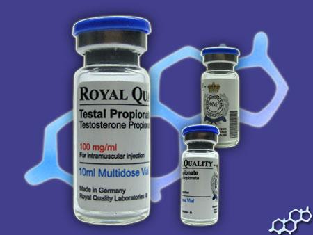 testosteron propionat zastrzyk